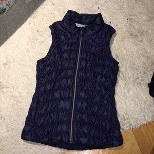 Athleta Navy Vest